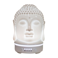 Quality 100ml Oil Essential 12W 35ML/H Ceramic Aroma Diffuser for sale