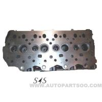 Quality MITSUBISHI Cylinder Head S4S/4D30/4D31/4D32/4D33/4D34/S6K/6BG1 tapa del cilindro for sale