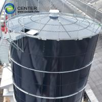 Bolted Steel Waste Water Storage Tanks