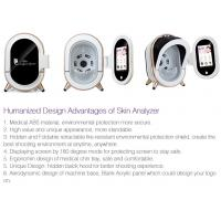 Quality Auto 3D Skin Analyzer Portable Facial Skin Scanner With Ipad 8KG Weight for sale