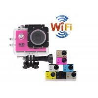 Quality SJ4000 WIFI Action Camera Diving 30M Waterproof Camera 12MP 1080P Full HD Underwater Sport Camera for sale