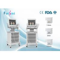 Quality 2017 newest hifu machine obvious effect with only one treatment for sale