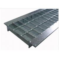 Quality Anti Slip Outdoor Drain Grate Covers, Serrated Steel Trench Covers Grates for sale