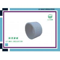 China UPVC 13MM Irrigation Fittings PVC Pipe End Cap Smooth Inner Wall on sale