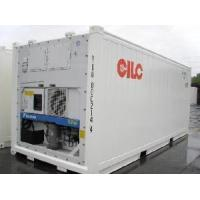 China 20′ Reefer Container on sale