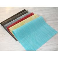 Quality PVC Coated Mesh Fabrics By the Yard or Meter to do  chairs, fencing or wallpaper for sale