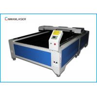Quality Cnc Sheet Metal Aluminum 1325 Co2 Laser Cutter Machine With Water Chiller CW5200 for sale