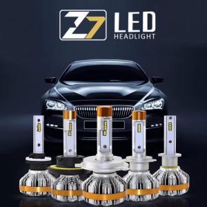 China Led Headlight Bulbs H1 H3 H7 H4 H13 9005 60W 7000LM Turbo Fan Cool White 6500k Truck Repleacment Kits LED Headlamp Bulb on sale