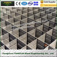 Quality Painted AS / NZS - 4671 Steel Reinforcing Mesh Industrial Shed Slabs Use for sale