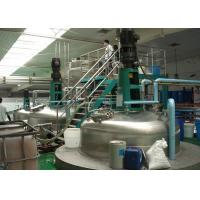 Quality High Efficiency Liquid Detergent Making Machine Environmental Protection for sale