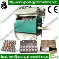 Quality Automatic Chicken Egg Dish Making Machine Quality Egg Tray(FC-ZMW-4) for sale