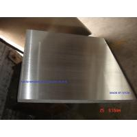 China Magnesium Alloy Plate ASTM standard Hot Rolled AZ31B-H24 Magnesium plate for Vibration Testing Equipment on sale
