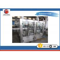 Aerated / Sprite / Cola Carbonated Drinks Filling Machine Bottle Capping Equipment 8.2KW