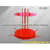 Quality Service Drum Dispenser Fast and simple installationCable drum stand for sale