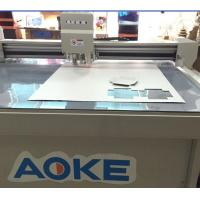 Quality Greyboard sample maker cutting machine for sale