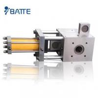 China Fully integrated screen changer for pbt extruder filter machine on sale