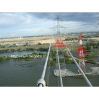 China 330KV cross-river double circuit tangent tower on sale