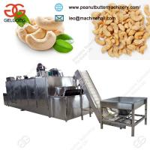 Quality High Quality Automatic Cashew Nut Rosting Machine /Cashew Nut Roasting Machine for sale