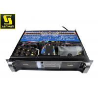 Quality 3300 UF Capacitor 2 Channel Digital Amplifier Professional With 2 Years Warranty for sale