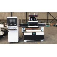 Quality 1300*2500*200mm CNC Wood Cutting Machine For Woodworking Furniture Engraving for sale