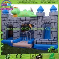 Inflatable Jumping Bouncer Children Inflatable Toys Kids Bouncer for Playground