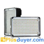 Quality Aputure Amaran AL-198C - LED Camera Light (198 LEDs, 18W, 800 Lumens, Color Temperature Adjustment) for sale