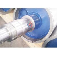 Quality Rotary Calendar Industrial Heated Rollers For Sublimated Fabric Garment Sportswear for sale