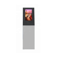 Quality AC100V Floor Standing Digital Signage Electronic Advertising Board for sale
