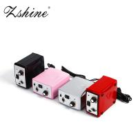 Cube Shape Ful Handsheld 15w 35000rpm High Sd Electric Nail File Machine At Whole Prices