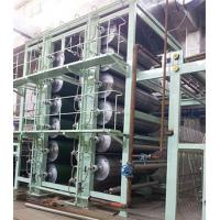 Quality Vertical Cylinder Drying Machine Custom Column For Dyeing And Finishing for sale