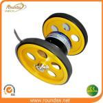 Quality Wheel Rotary Encoder 50mm Incremental Optical Encoder for sale