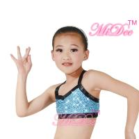a0a96cd8bfbce1 ... Buy Sequin Camisole Crop Top Hip Hop Dance Costumes With Black Binding  Custom Size at wholesale