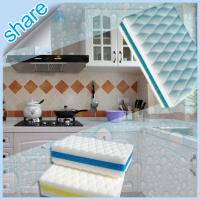 China Household Cleaning Products Melamine Sponge on sale