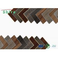 Quality High End Luxury SPC Vinyl Flooring Water Resistant With IXPE / EVA Underlayment for sale