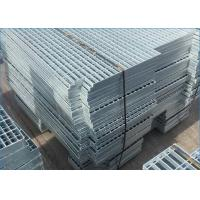 Quality Platform Galvanized Steel Grating High Strength Q235 Building Material for sale