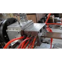 Quality WPC PVC Profile Decking Board Extruder Production Line/Making Machine for sale
