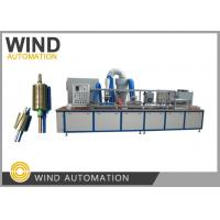 China Electrostatic Resin Powder Coating Machine Automatic Armature Rotor Stacks Encapsulation on sale