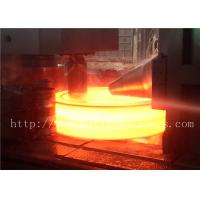 China F316Ti Seamless Forged Steel Rings ASTM ASME Proof Machining 10Kg-10000Kg on sale