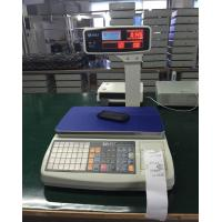 Quality Cashier scale/TP-7000D/LED/LCD/LED/double diaplay for sale