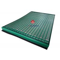 Quality FLC 500 Wave Typed Shale Shaker Screen High Utilization Rate 695mm Width for sale