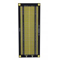 Quality OPS Black PCB Breadboard Prototyping Board Stable Electric Insulation Performance for sale