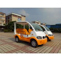 Quality Powerful Electric Golf Club Car 4 Passenger Electric Hotel Car  Resort Cars for sale