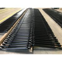 Quality Custom Welded Single Acting Snow Plow Cylinder 2500 PSI Working Pressure for sale