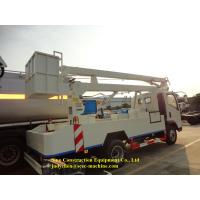 China Light Chassis Truck Mounted Aerial Work Platform 18m 360 Degree Rotating on sale
