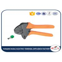 Quality Terminal Crimping Tool Energy Saving VH2-26TW Piler Capacity 2x(0.5-6)mm2 2x(20-10)AWG for sale