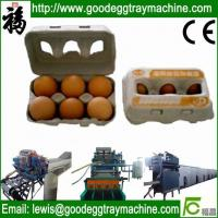 Quality Full Atomatic Paper Pulp Egg Tray Machine(FC-ZMW-4) for sale