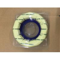 Anti Bacterial Rubber Toilet Seal Flange , Toilet Floor Flange General Flushing Mode