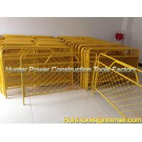 Quality Space saving Telstra approved Manhole Guard for sale