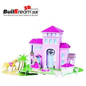 Quality Buildream DIY 3D Puzzle---Dream House(BD-LE003) for sale