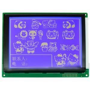 Quality Dot Matrix Type Graphic LCD Module COB Bonding Mode For Communication Equipment for sale